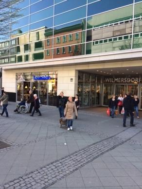 Berlin Eingang